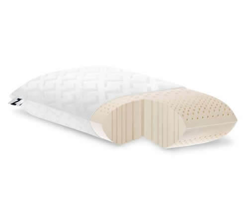 Z Zoned Talalay Latex By Malouf Mattress King Natural Latex