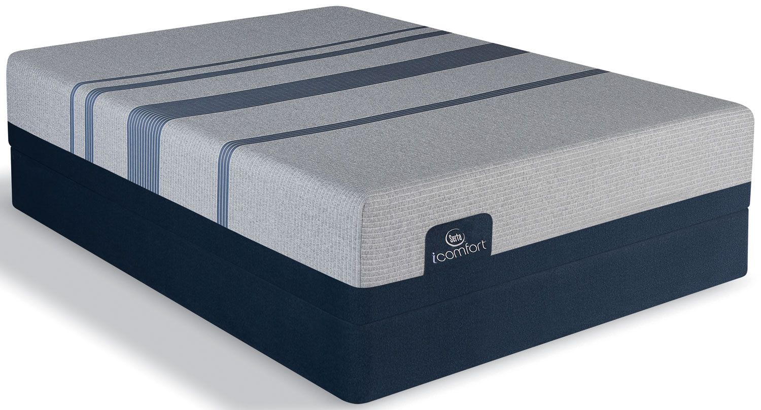 Serta iComfort Blue Max 3000 Elite Plush Layers, Mattress King Mattresses and More! Great prices installation!!