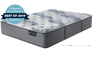 Icomfort Hybrid Blue Fusion 100 Firm Mattresses