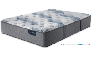 Serta iComfort Blue Fusion 300 Plush Pillowtop