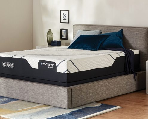 Serta iComfort CF3000 medium by Mattress King. Find all the Serta iComfort models at Mattress King! Call us make the mattress yours!
