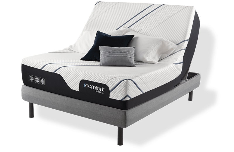 Serta Icomfort Cf3000 Plush By Mattress King Mattresses