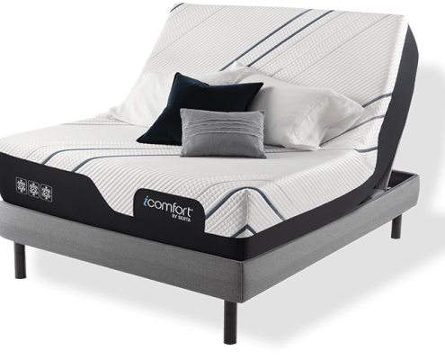 Serta iComfort CF3000 medium by Mattress King. Find all the Serta iComfort models at Mattress King! Get a quote today!