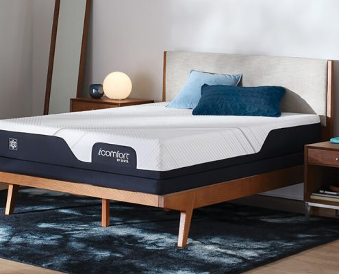Serta Icomfort Cf1000 By Mattress King Mattresses