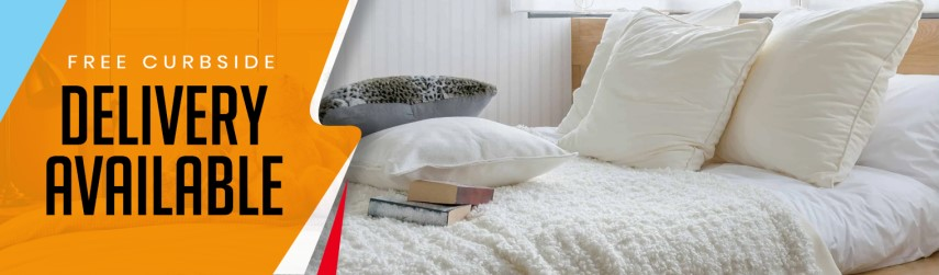 Mattress King Shop Free Curbside Delivery Available Sale – Save on Mattresses, Beds and Accessories, Serta Mattresses, Beautyrest Mattresses, AH Beard Mattresses and More Slider