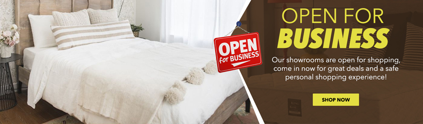 Mattress King Now Open For Business – Save on Mattresses_ Beds and Accessories_ Serta Mattresses_ Beautyrest Mattresses_ AH Beard Mattresses and More Slider